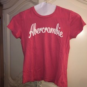Gently worn Abercrombie T-shirt